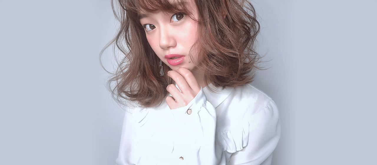 千川の美容室カミユウのヘアスタイル2