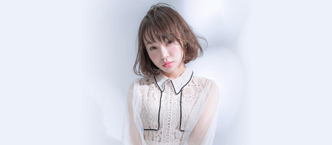 千川の美容室カミユウのヘアスタイル3